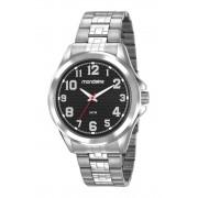 Relógio Masculino Mondaine 83456G0MVNE1 48mm Aço Prata