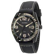 Relógio Masculino Mondaine 99248GPMVPI1 48mm Silicone Preto