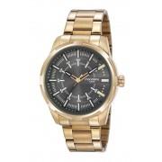 Relógio Masculino Mondaine 99469GPMVDE3 48mm Aço Dourado