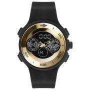 Relógio Masculino Mormaii Acqua MO160323AN/8D 47mm Silicone Preto