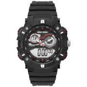 Relógio Masculino Mormaii Acqua MOAD3781AA/8R 54mm Borracha Preto