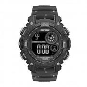 Relógio Masculino Mormaii Action MO12579F/8P 54mm Silicone Reciclado
