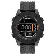 Relógio Masculino Mormaii Action MO5334AA/8P 51mm Silicone Preto