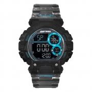 Relógio Masculino Mormaii MO13613AD/8A 51mm Polímero Cinza