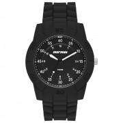 Relógio Masculino Mormaii MO2036IS/8B 46mm Silicone Preto