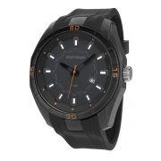 Relógio Masculino Mormaii MO2315ZC/8L 51mm Silicone Preto