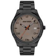 Relógio Masculino Mormaii  MO2415AG/4C 48mm Aço Preto