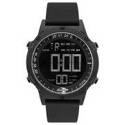 Relógio Masculino Mormaii MOW13901A/8P 46mm Digital Silicone Preto