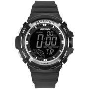 Relógio Masculino Mormaii Wave MO8902AB/8C 54mm Borracha Preto