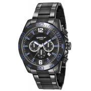 e0463104a83 Relógio Masculino Speedo 24867GPEVPS2 48mm Aço Preto