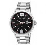 Relógio Masculino Technos 2115GU/1R 45mm Aço Prata