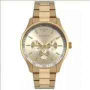 Relógio Masculino Technos 6P29AJN/4X 44mm Aço Dourado