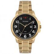 Relógio Masculino Technos Classic Steel 2115MPA/4P 45mm Aço Dourado