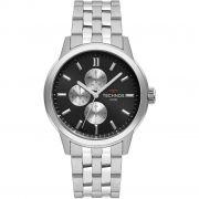 Relógio Masculino Technos GrandTech 6P27DS/1C 45mm Aço Prata
