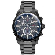 Relógio Masculino Technos GrandTech JS15FP/4P 47mm Aço Preto