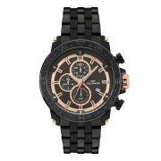 Relógio Masculino Technos JS15ES/4P 48mm Pulseira Aço Preta