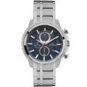 Relógio Masculino Technos JS15FA/1A SkyMaster Prata