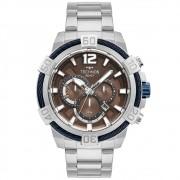 Relógio Masculino Technos Legacy JS26AV/1M 53mm Aço Prata