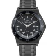 Relógio Masculino Technos Performance 2115MQN/4A 46mm Aço Preto