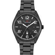 Relógio Masculino Technos Performance 2115MSX/4P 36mm Aço Preto