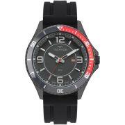 Relógio Masculino Technos Racer 2115MSI/8P 48mm Silicone Preto