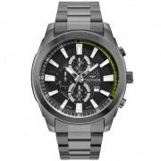 Relógio Masculino Technos Skymaster OS1ABD/4P 47mm Aço Grafite