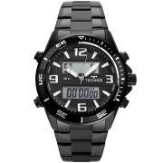 Relógio Masculino Technos TS Digiana TC131017C/4P 49mm Aço Preto