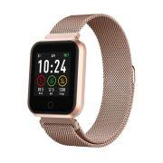 Relógio Unissex Seculus Smartwatch 79006MPSVRE3 36mm Aço Rosé