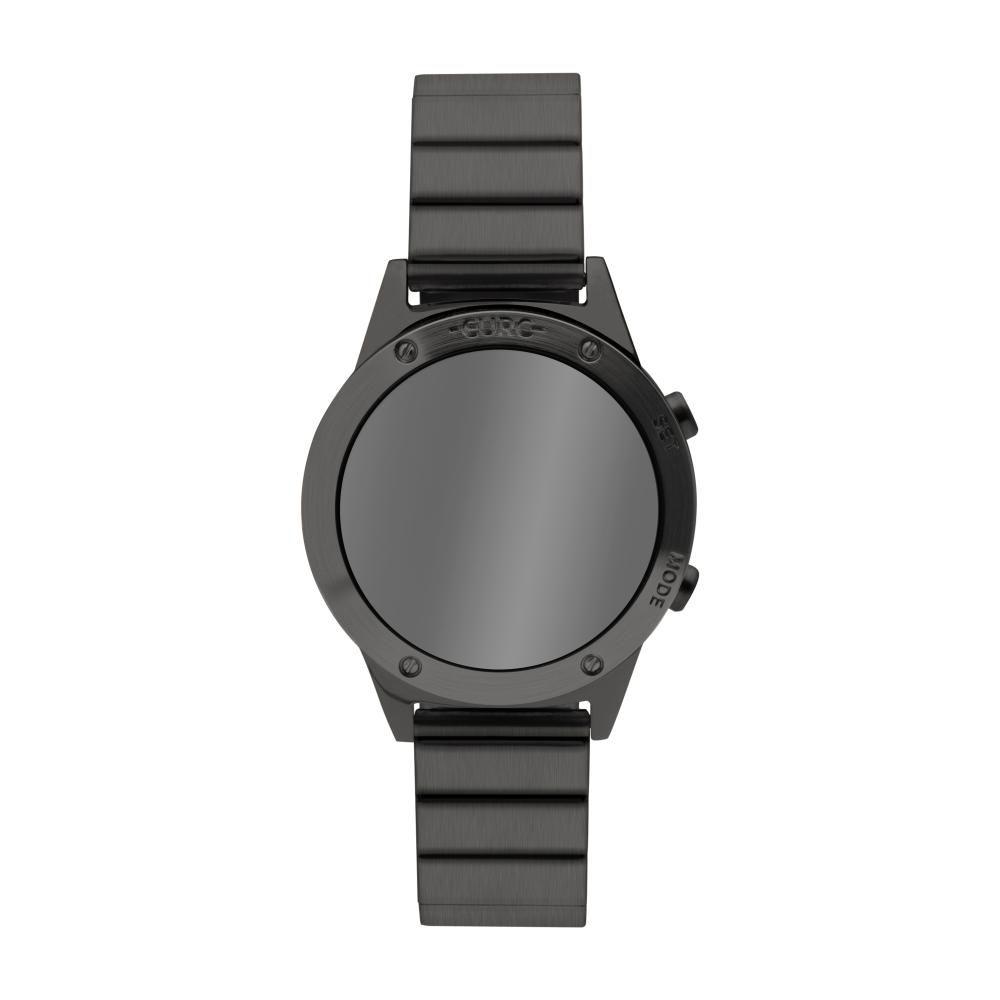 Relógio Feminino Euro Digital  Fashion Fit Reflexos EUJHS31BAF/4F 40mm Aço Grafite