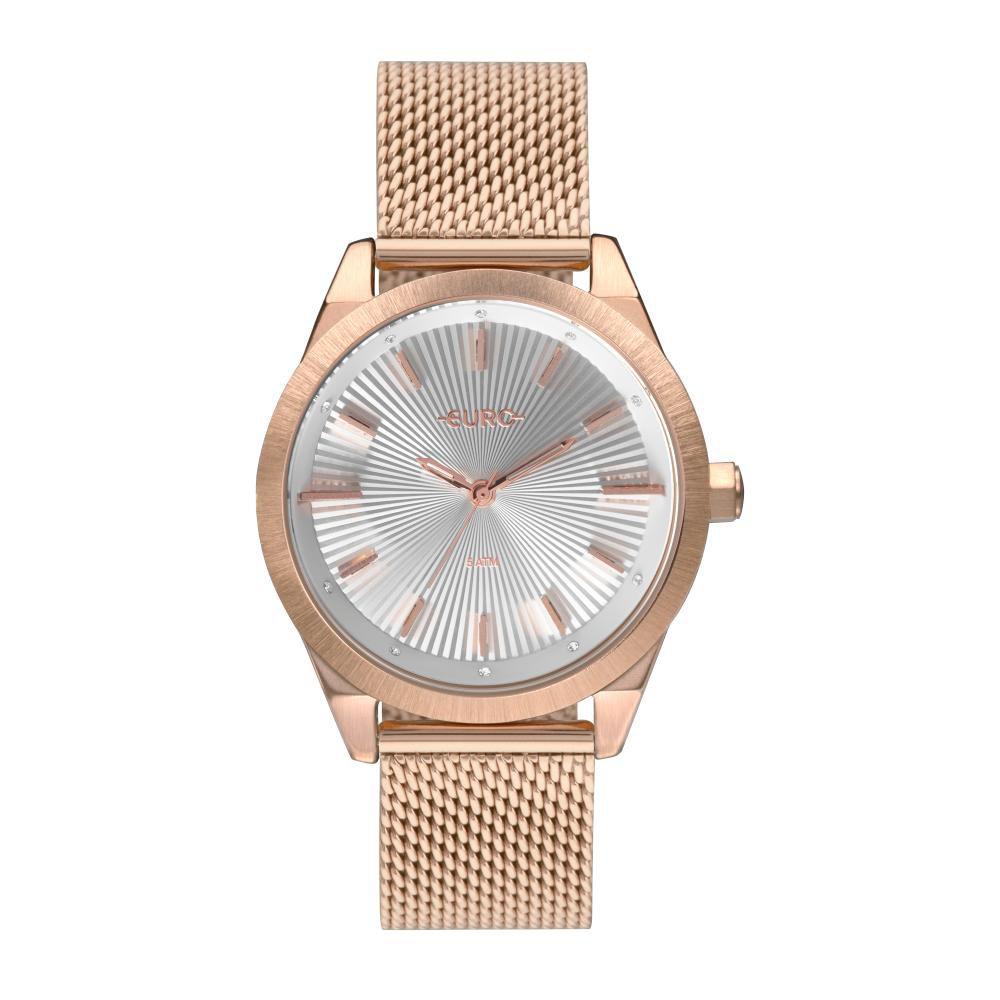 Relógio Feminino Euro EU2035YSC/4B 42mm Aço Rosé