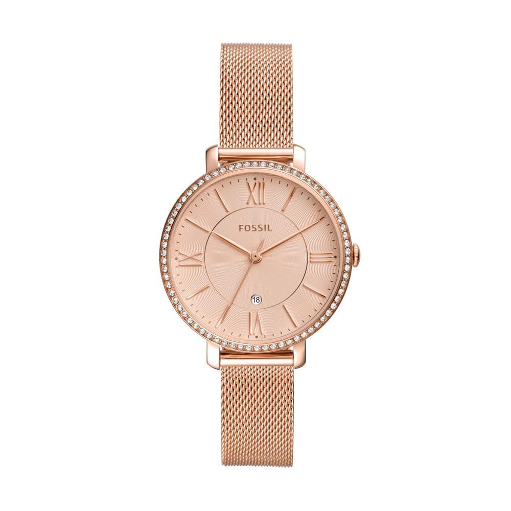 Relógio Feminino Fossil ES4628/1JN 36mm Aço Rosé
