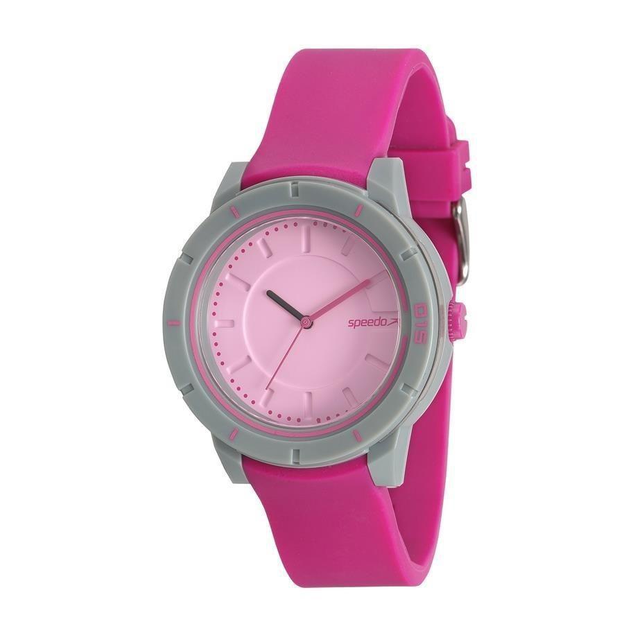 Relógio Feminino Speedo 65093L0EVNV2 44mm Silicone Rosa