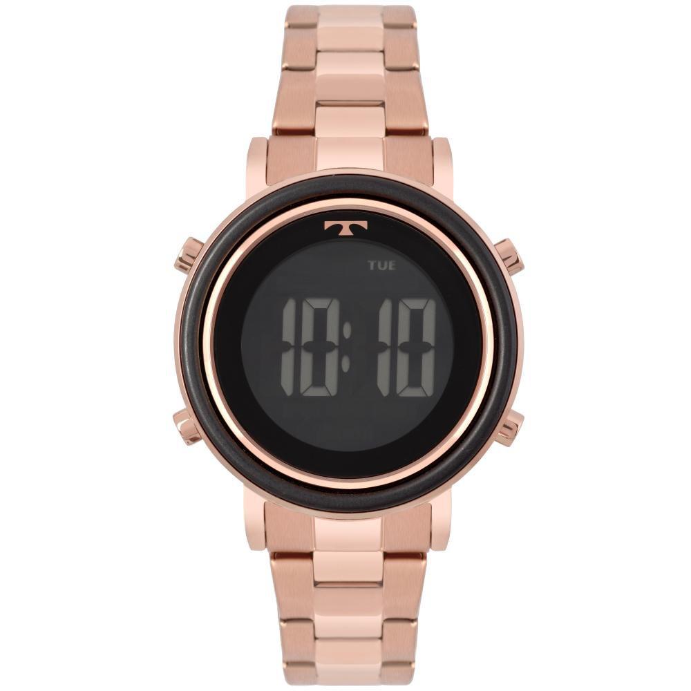 Relógio Feminino Technos Trend BJ3059AD/4P 38mm Aço Rosé