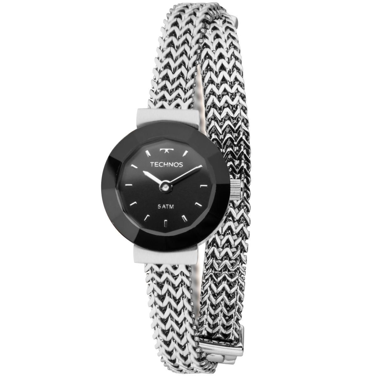 Relógio FemininoTechnos 5Y20IQ/1P 21mm Aço Prata