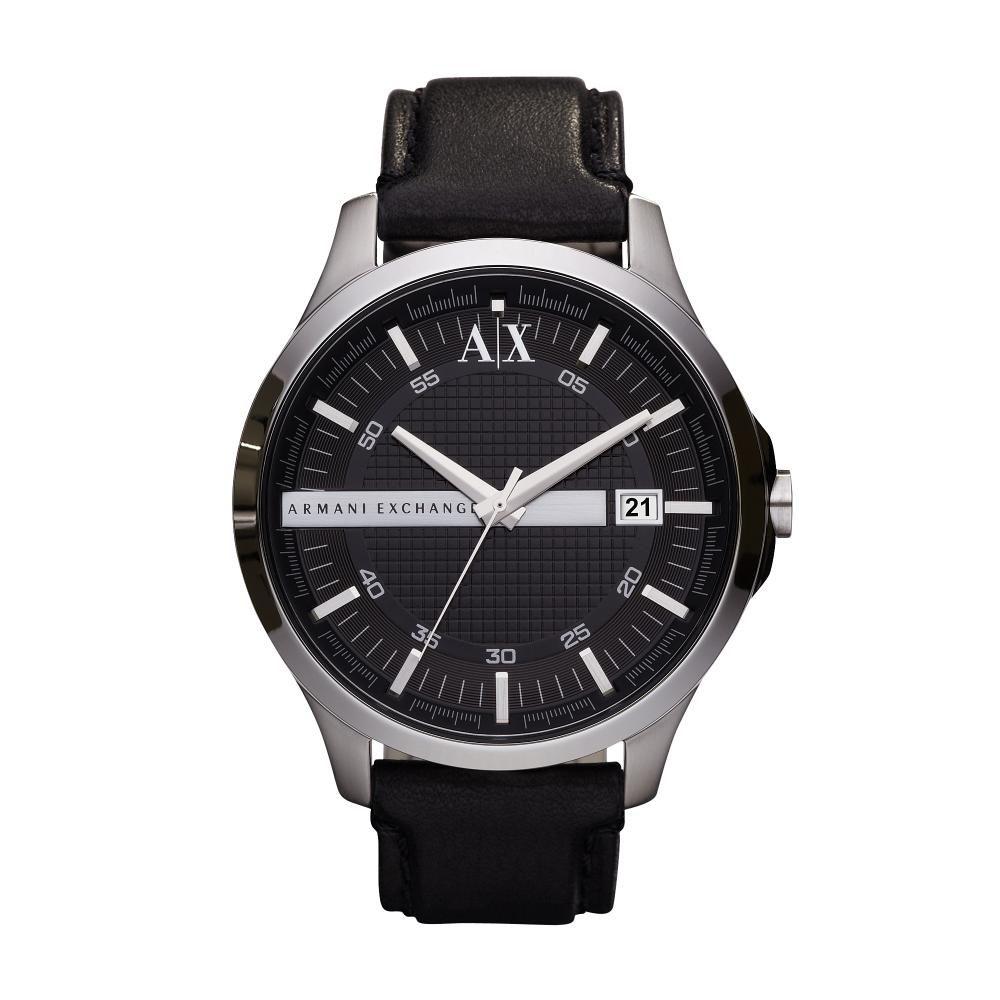 Relógio Masculino Armani Exchange AX2101/0PN 47mm Aço Preto