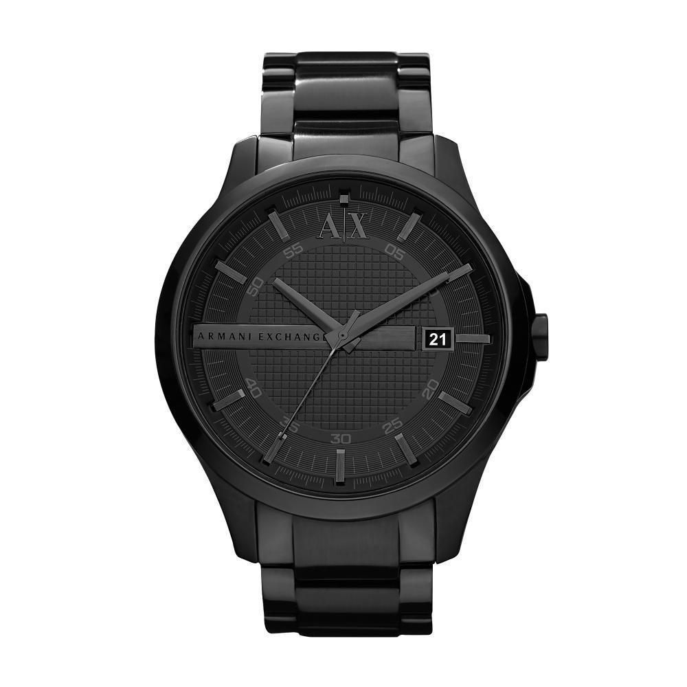 Relógio Masculino Armani Exchange AX2104/4PN 48mm Aço Preto