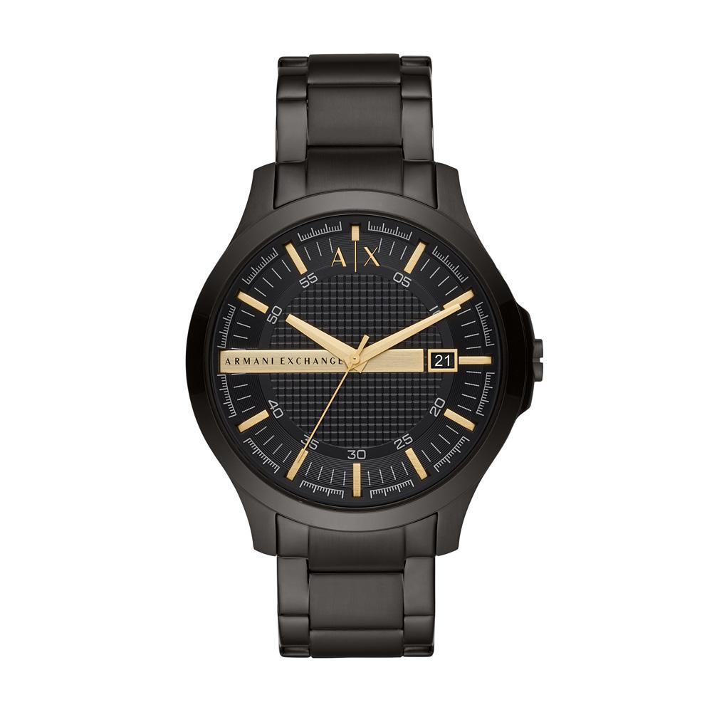 Relógio Masculino Armani Exchange AX2413/1PN 47mm Aço Preto