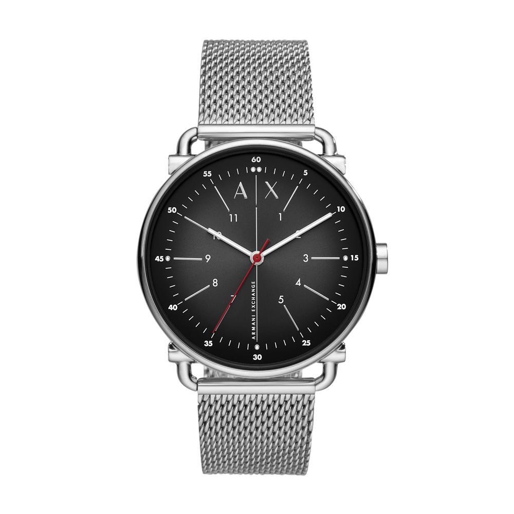 Relógio Masculino Armani Exchange AX2900/1KN 44mm Aço Prata