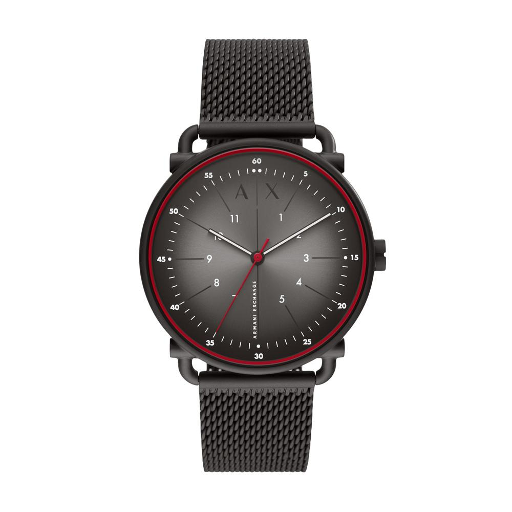 Relógio Masculino Armani Exchange AX2902/1PN 44mm Aço Preto