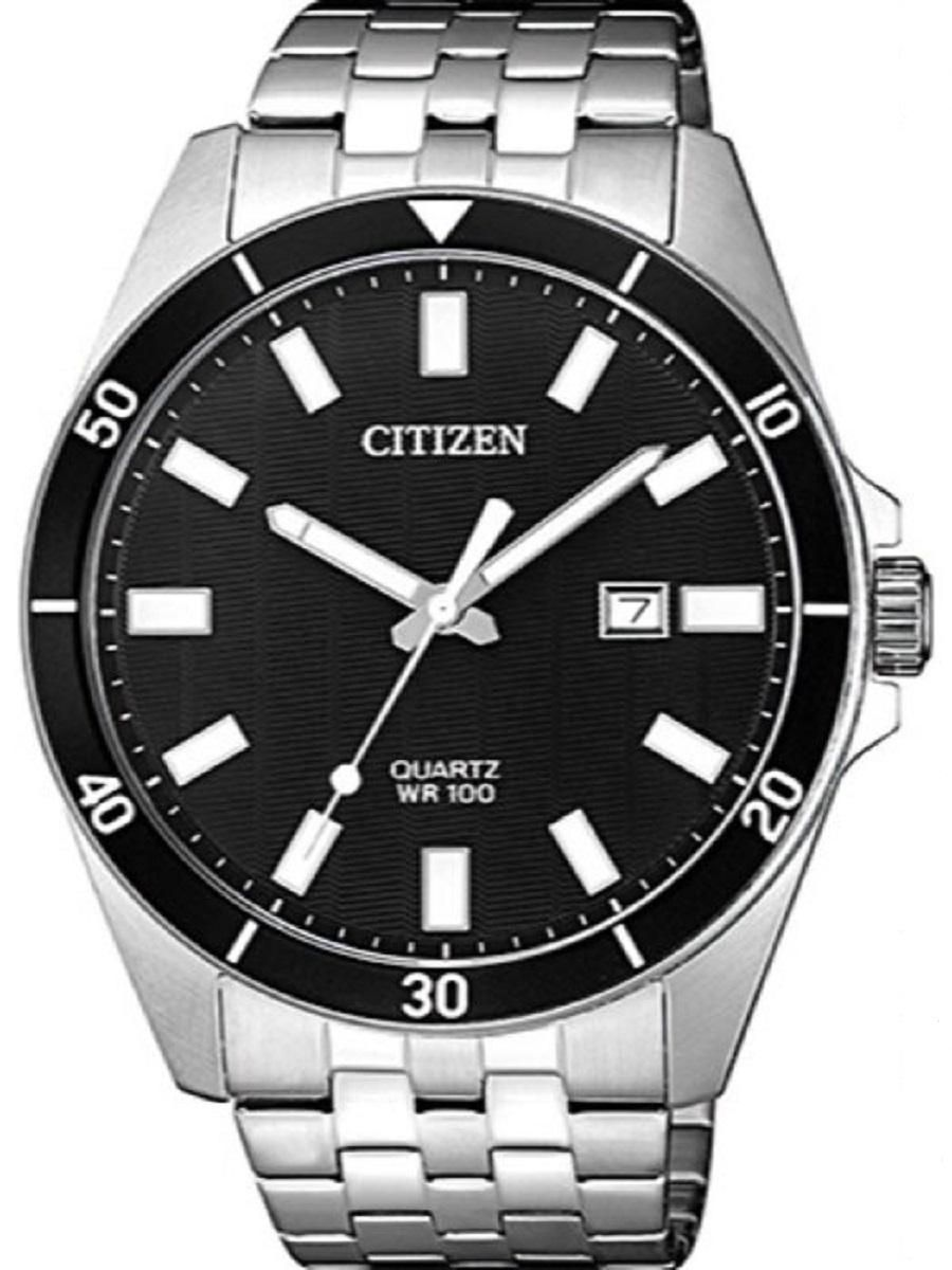 Relógio Masculino Citizen TZ31114T 42mm Aço Prata