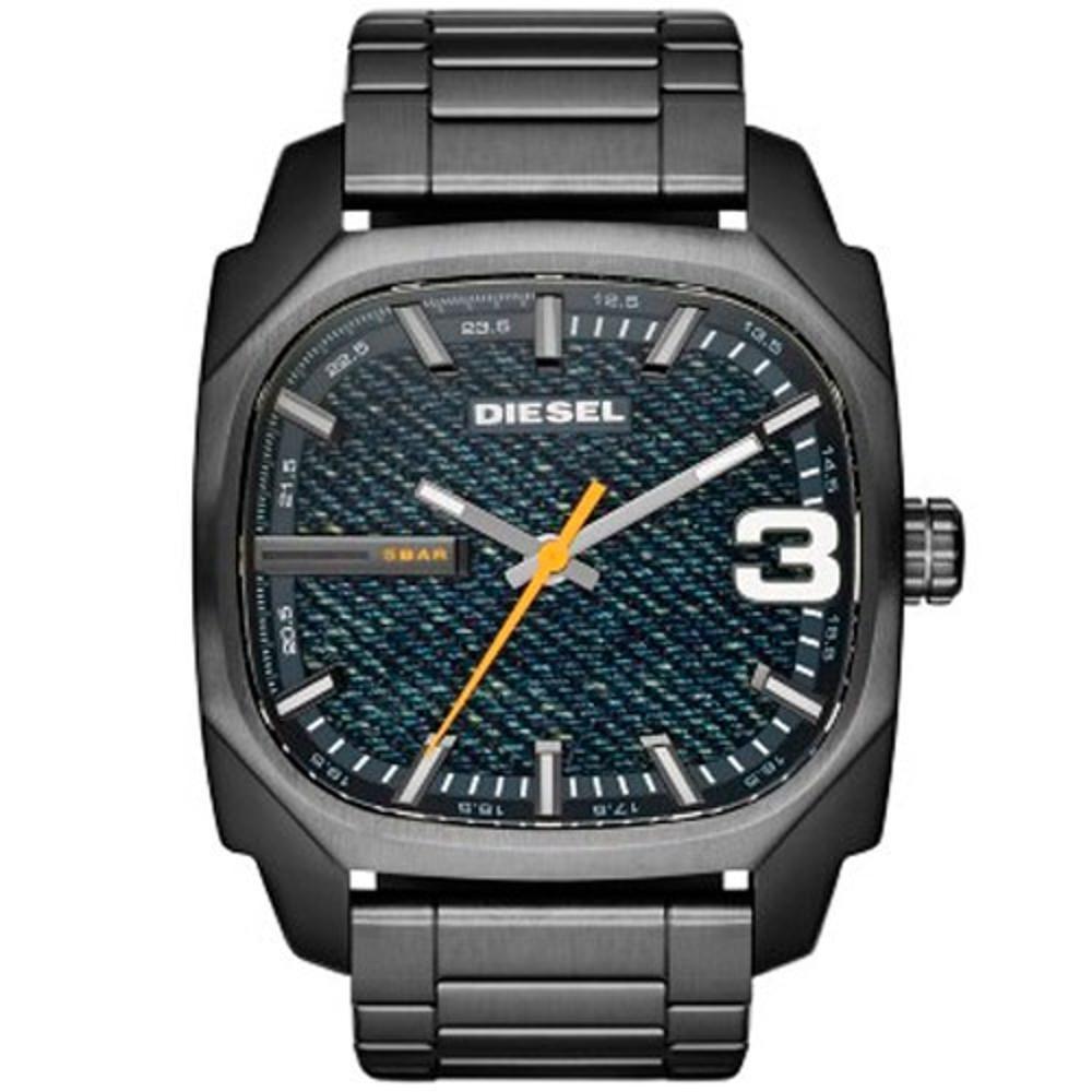 Relógio Masculino Diesel DZ1693/1CN 42mm Pulseira Aço Grafite
