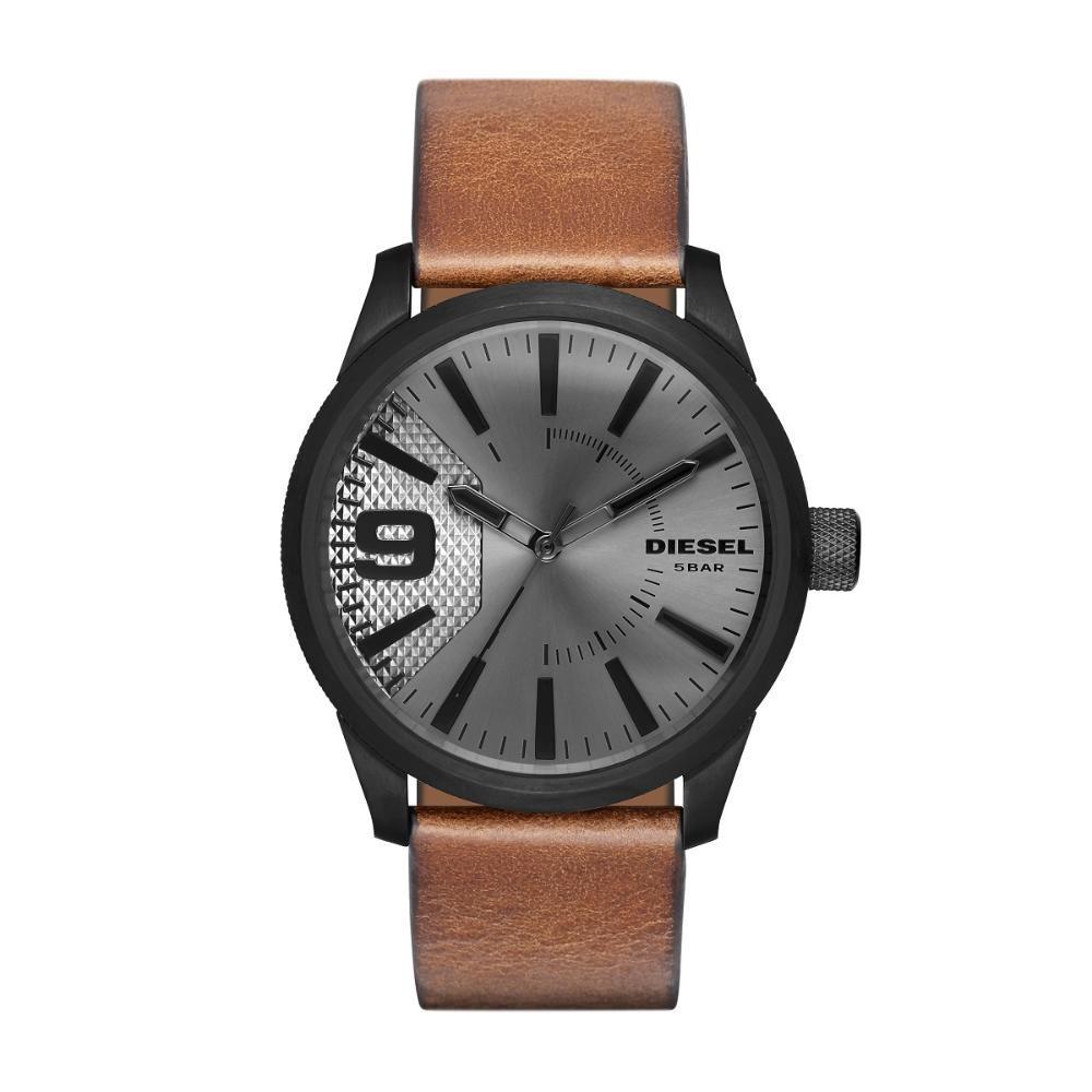 Relógio Masculino Diesel DZ1764/0MI 47mm Couro Marrom