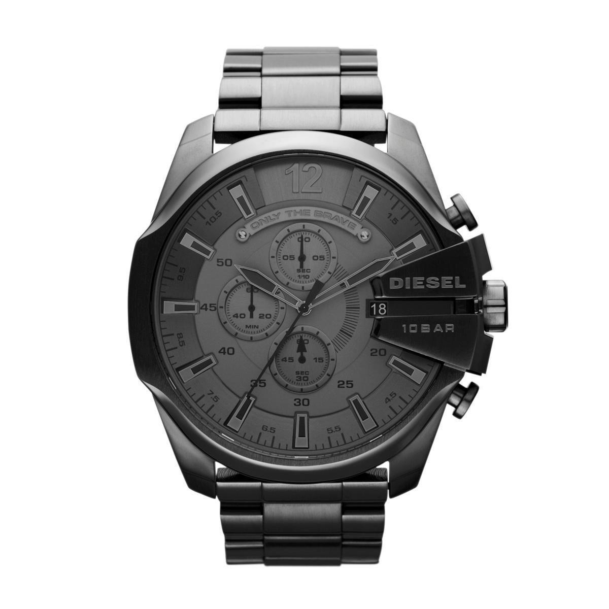 Relógio Masculino Diesel DZ4282/1CN 53mm Aço Grafite
