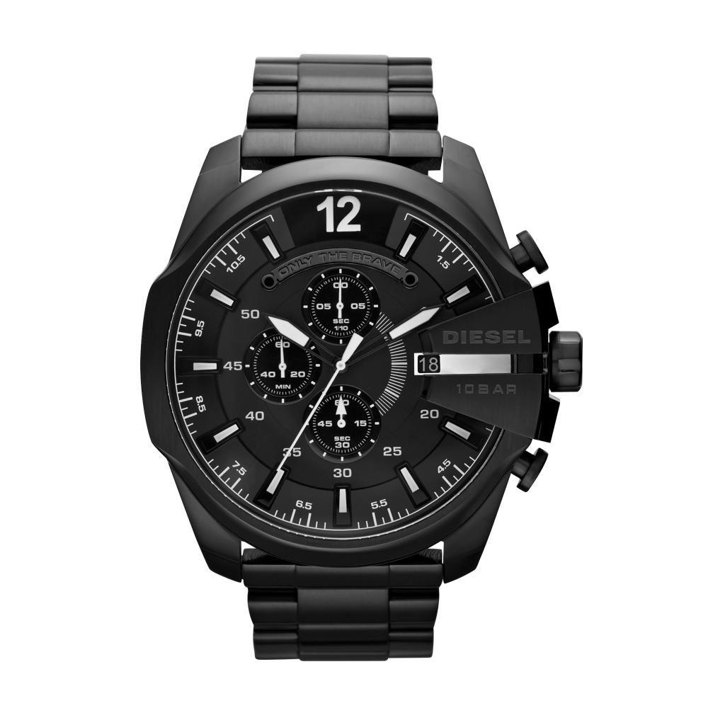 Relógio Masculino Diesel DZ4283/1PI 52mm Aço Preto