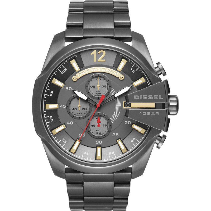 Relógio Masculino Diesel DZ4421/1PN 52mm Aço Grafite