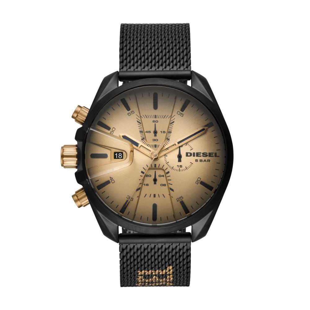 Relógio Masculino Diesel DZ4517/1PN 47mm Aço Preto