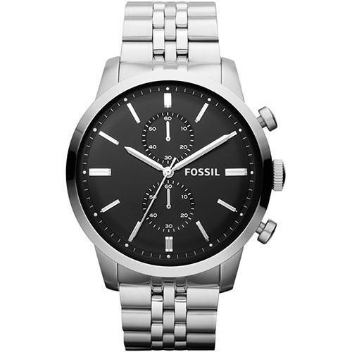Relógio Masculino Fossil  Analógico FFS4784/Z  Prata