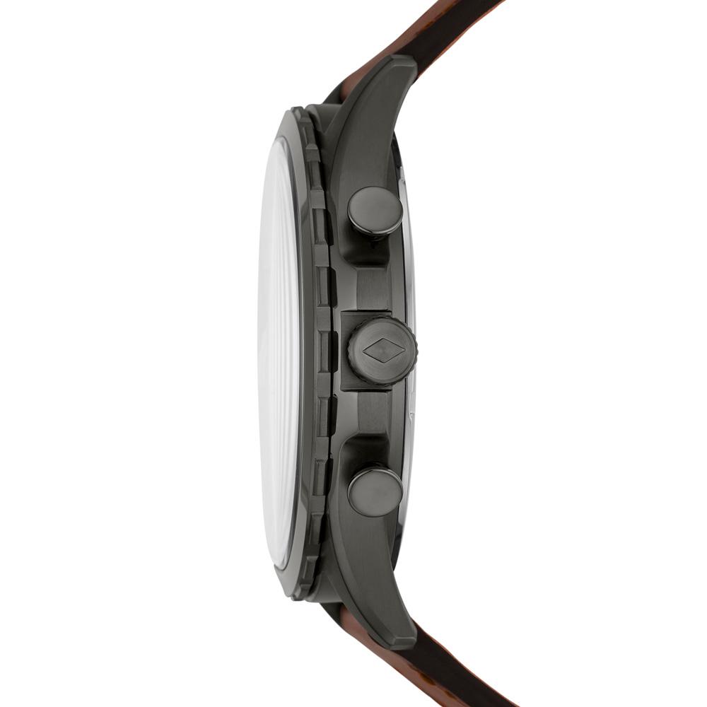 Relógio Masculino Fossil FS5815/0FN 41mm Couro Marrom