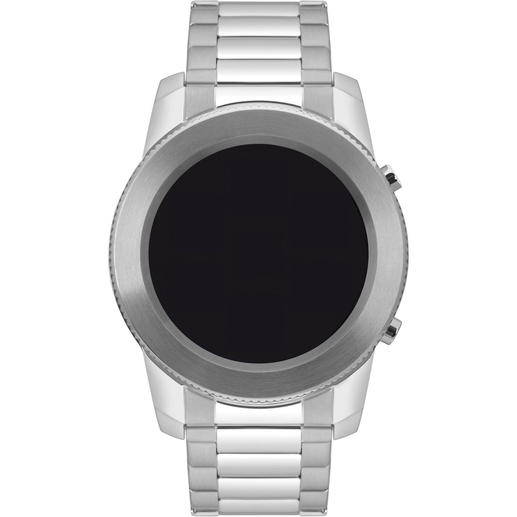 64461f2164b9b ... Relógio Masculino Technos Connect Smartwatch M1AA 1P Aço Prata -  Vitrino Relógios
