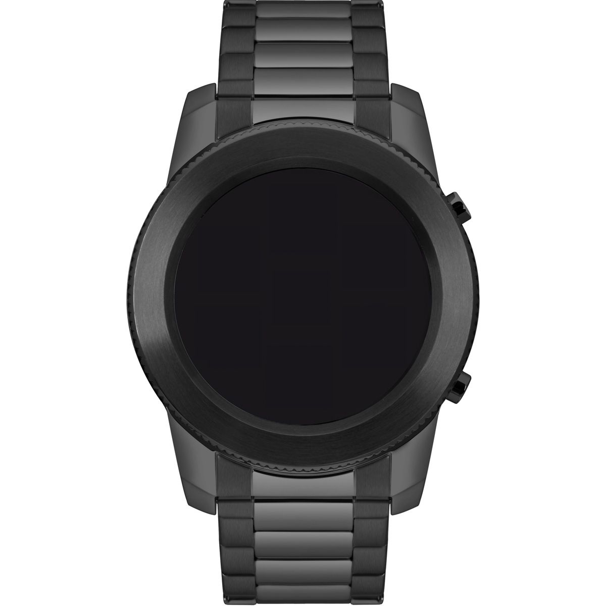 ... Relógio Masculino Technos Connect Smartwatch M1AB 4P Aço Preto -  Vitrino Relógios 31ba958083